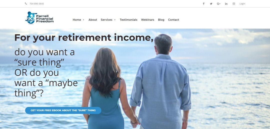 Farrell Financial Freedom